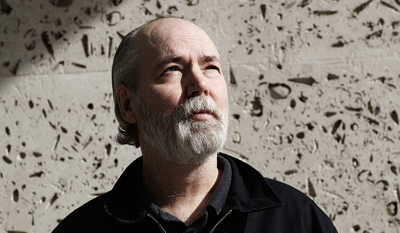 Douglas Coupland by Elliot Kennedy