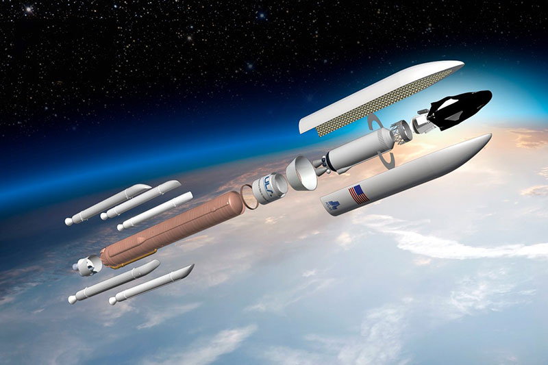 Dream Chaser y Atlas V