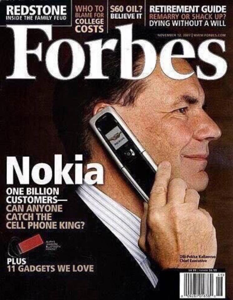 Forbes 12 de noviembre de 2007