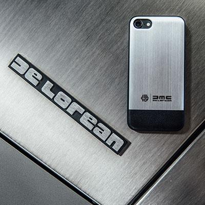 HEX x DeLorean Case 01