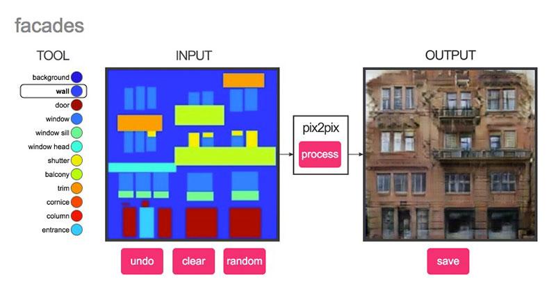 Image to Image Tensorflow