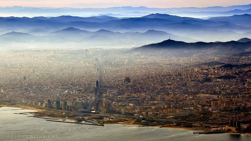 Barcelona por Jordi Martín
