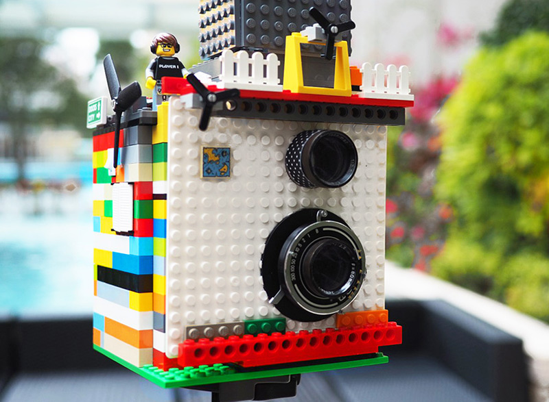 LEGO instax