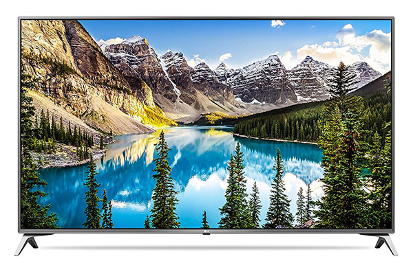"TV LG Smart TV UHD 4K de 49"" (49UJ651V)"