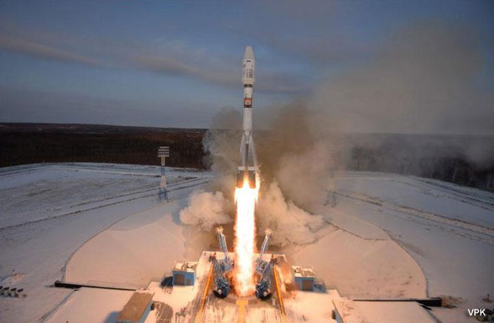 Lanzamiento del Meteor-M 2-1