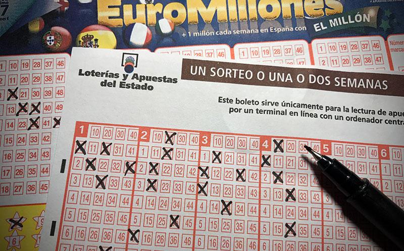 Boletos de Lotería Primitiva / Euromillones - Loto, un sistema (CC) Alvy / Microsiervos