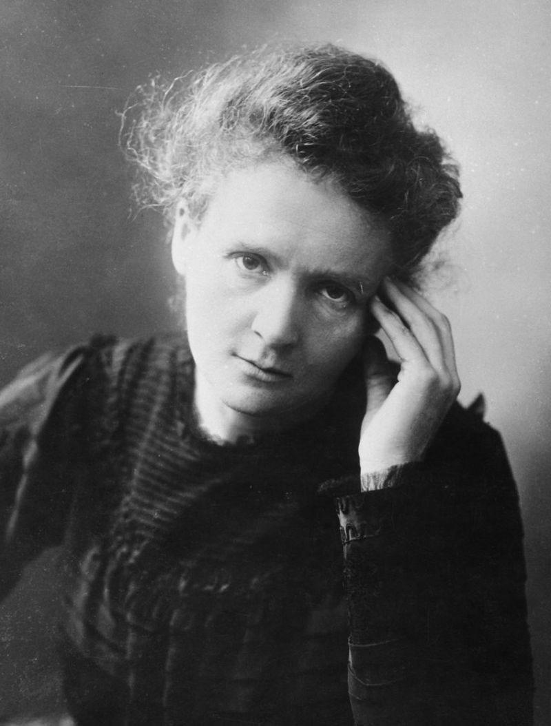 Marie Curie ca. 1910