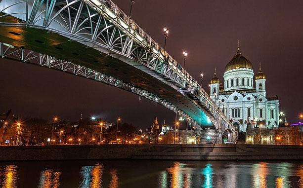 Night Moscow II
