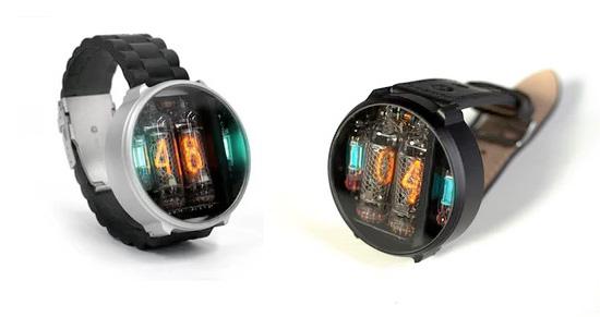 NIWA / reloj de tubos nixie