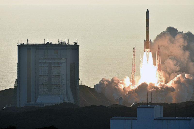 Lanzamiento del QZSS-4