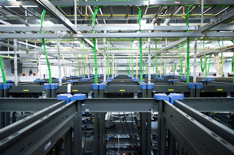Sarenet Datacenter 1