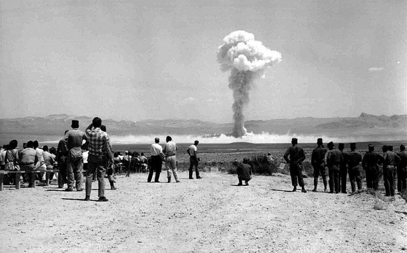 Small Boy nuclear test 1962