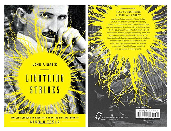 Tesla Lightning Strikes