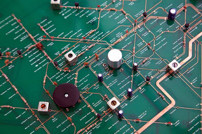 Tube Map Radio