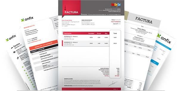 anfix / Facturas