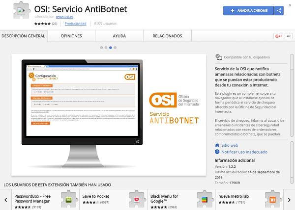 Anti botnet