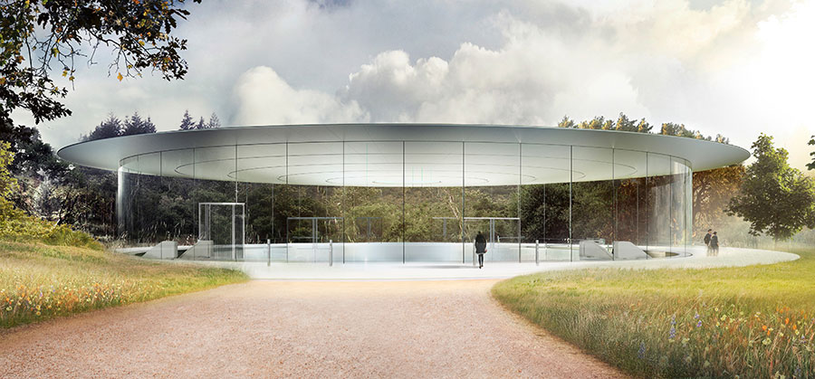Apple park photo 2 theater