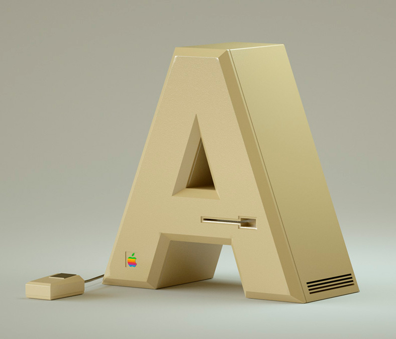 Brands as type