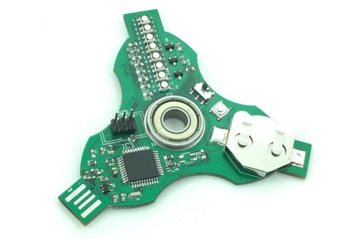 Fidget Spinner LED RGB