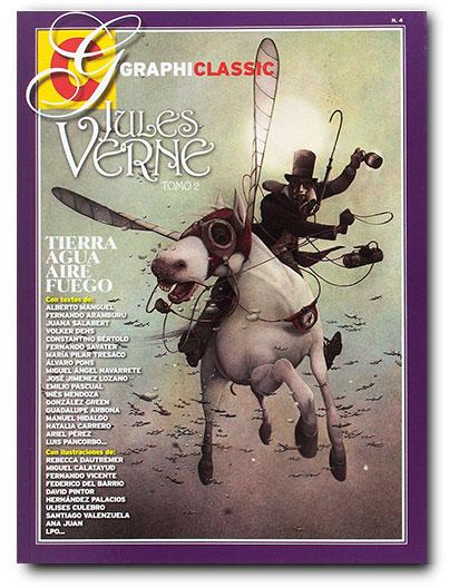 Jules Verne: el futuro sobrepasado