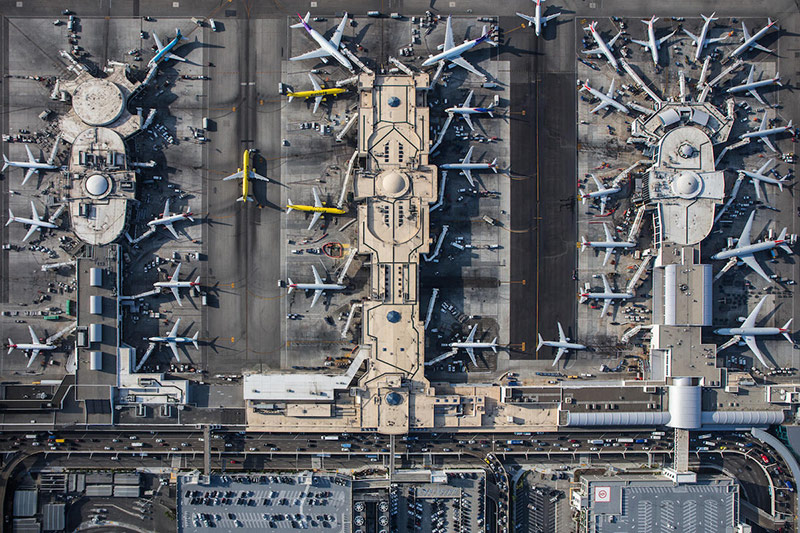 Mike Kelley Airport Photography