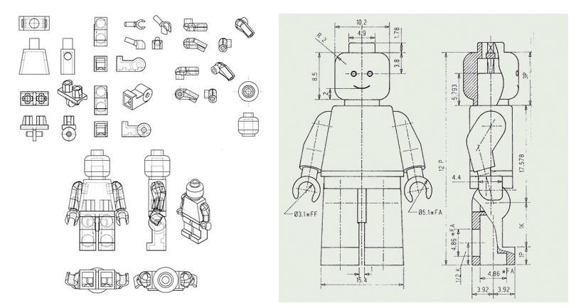 Como Construir Un Minifig De Lego De Carton A Tamano Humano
