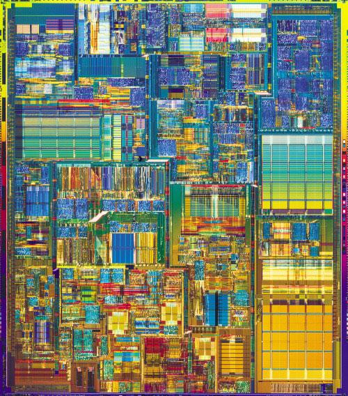 Pentium4 hipercolor