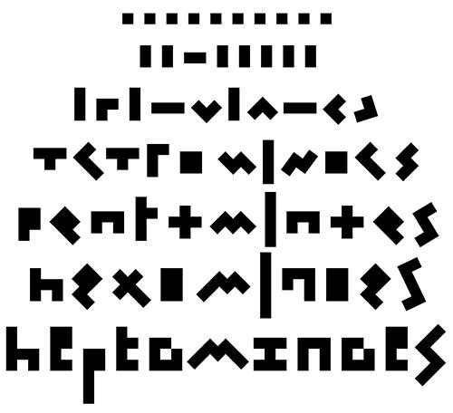 Polyominoes