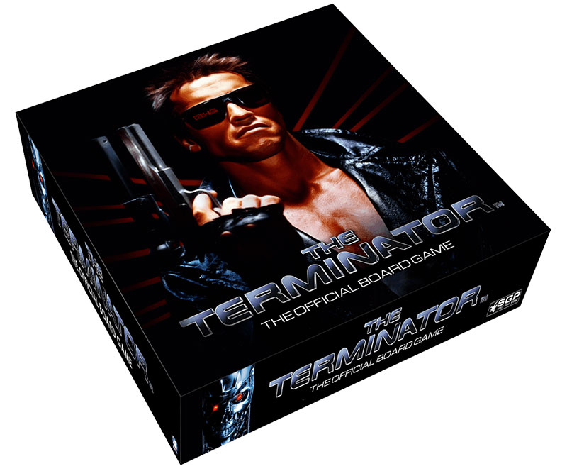 The Terminator™: the Official Board Game