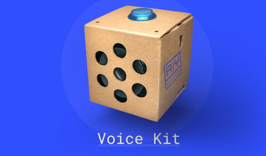 Voice Kit / Google + Raspberry Pi
