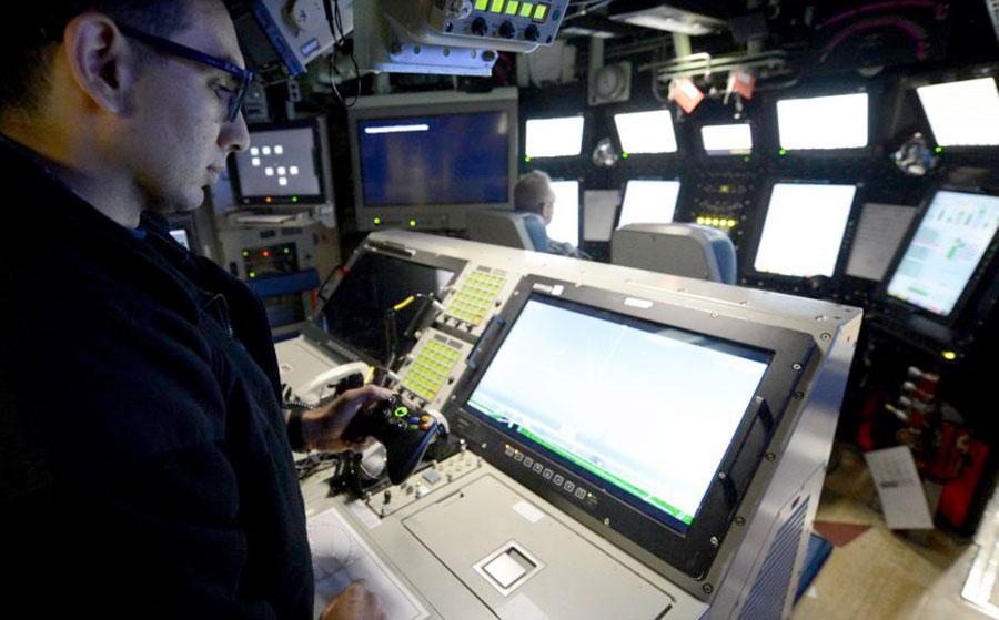 USS Colorado / US Navy / Jeffrey M. Richardson