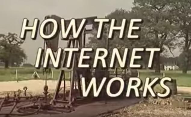 Cómo funciona Internet, de verdad de la buena / 9Gag