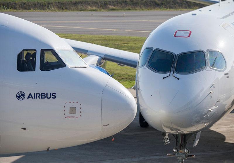 A320 + A220