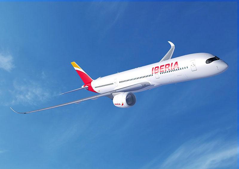 A350-900 de Iberia