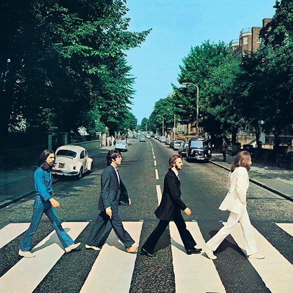 Abbey Road / Iain Macmillan
