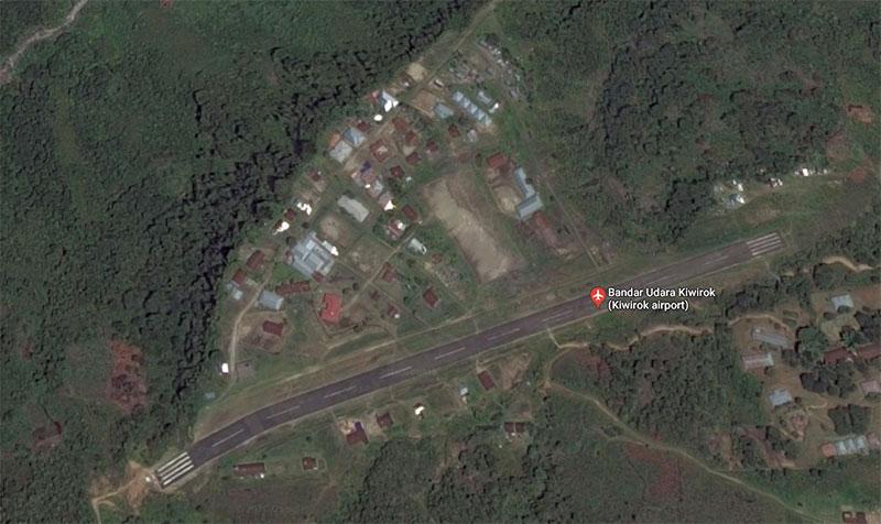 Aeropuerto internacional de Kiwirok