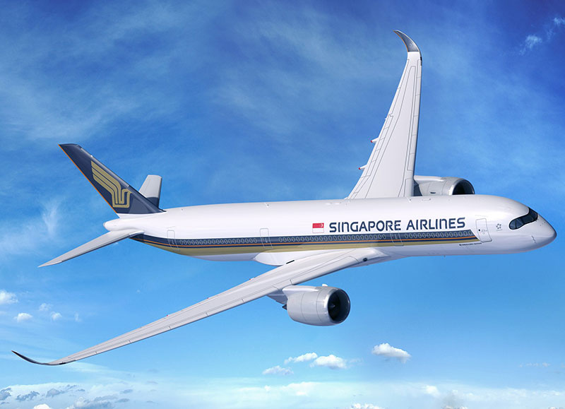 Este avión tiene las patas muy largas