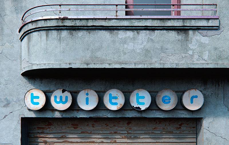 Twitter, con lo que tú has sido…