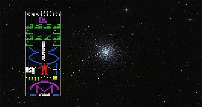 un nuevo mensaje a las estrellas para emitir desde el radiotelescopio de Arecibo