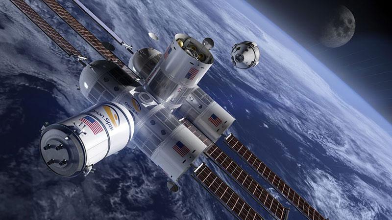 Aurora Station en el futuro