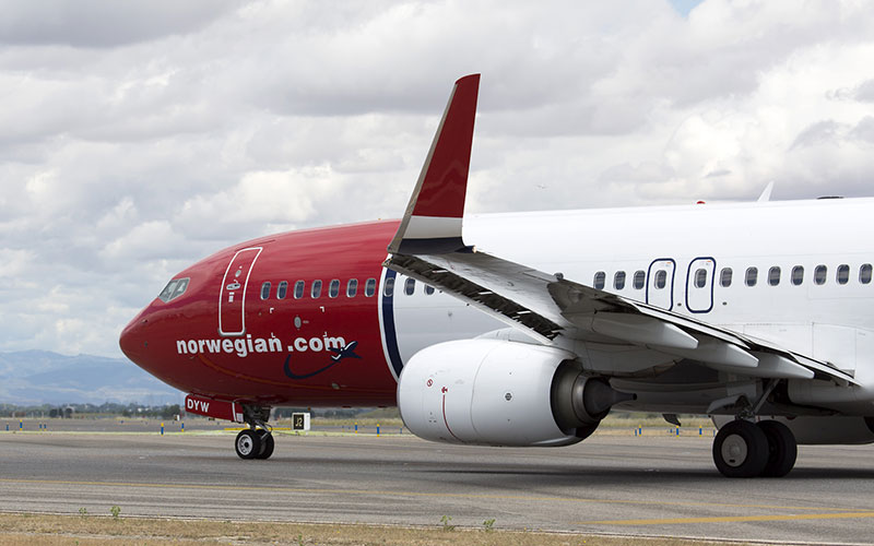 737 de Norwegian