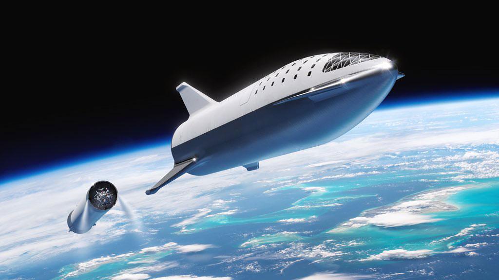 BFR a la Luna