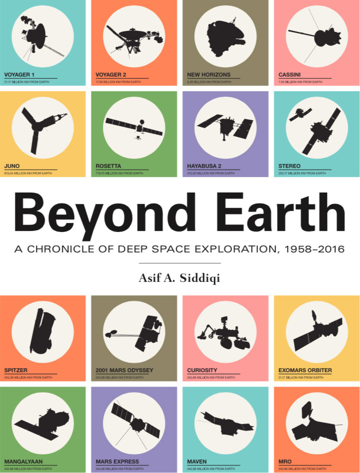 Beyond Earth por Asif A. Siddiqi