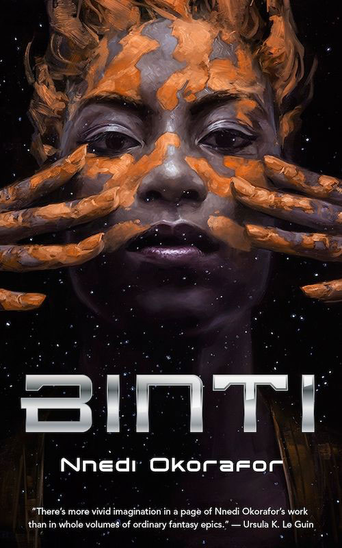 Binti por Nnedi Okorafor