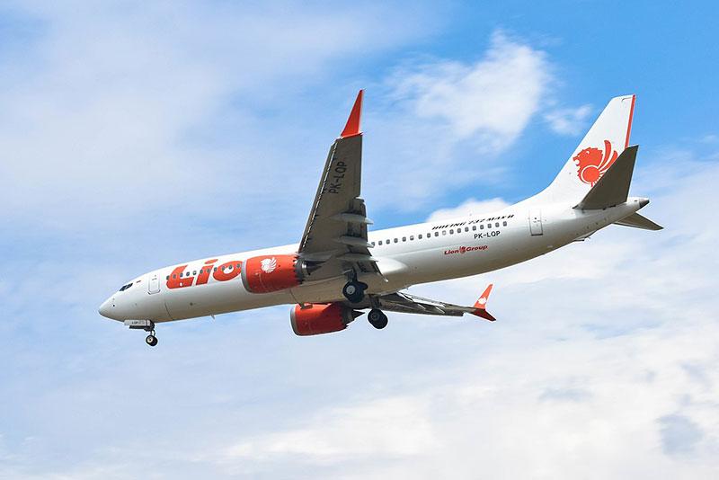 El avión accidentado en una foto del 20 de septiembre de 2018