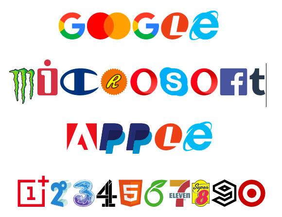 Brand New Roman: la tipografía de las marcas