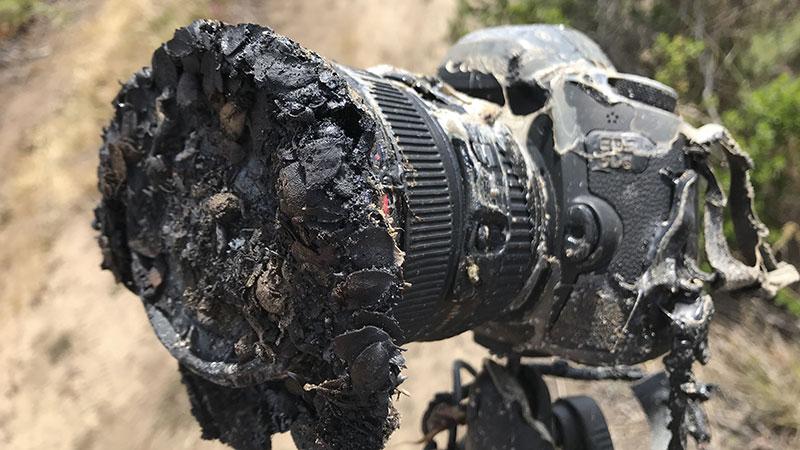 Pobre cámara