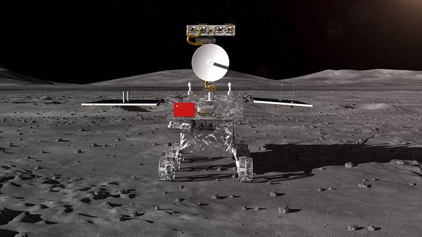 Rover de Chang'e 4