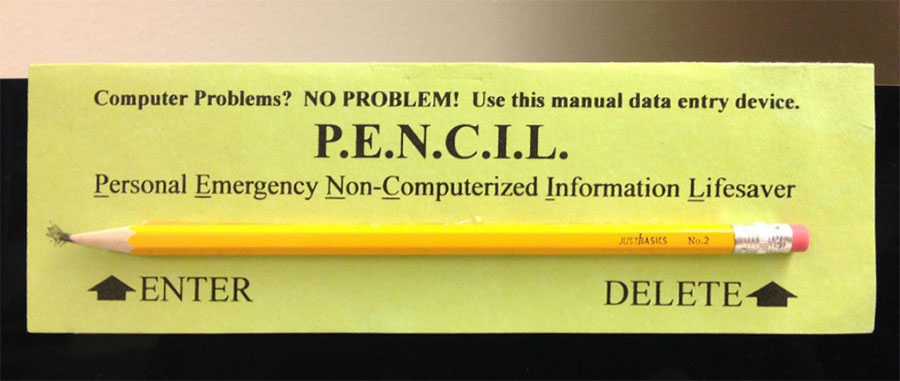 Ordenador de emergencia