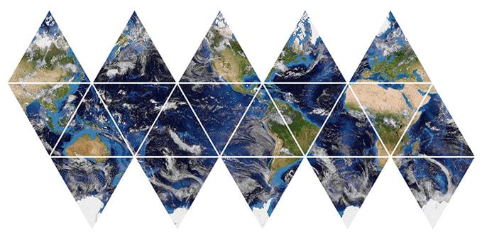 Rompecabezas de la Tierra
